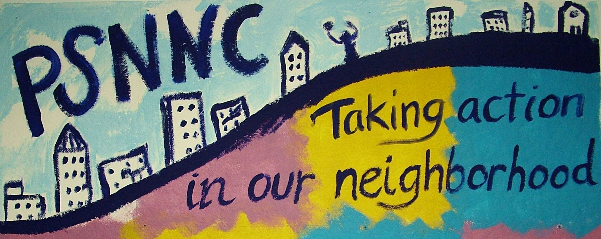 taking action in our community drawing